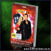 Doctor Who - The Ninth Doctor Series 1 vol 1