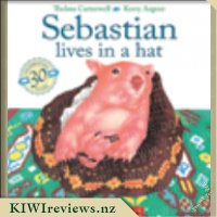 Product image for Sebastian Lives in a Hat
