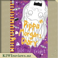 Product image for Pippa Morgan's Diary Isle of Fright