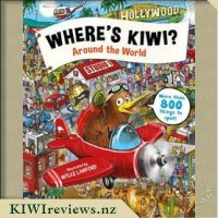 Product image for Where's Kiwi?: Around the World Book 2