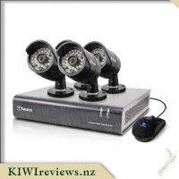 Swann Professional HD Security System - SWDVK-444004