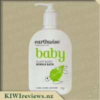 Earthwise Baby Bubble Bath