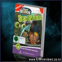Product image for Jimmy Neutron, Boy Genius - Sea of Trouble