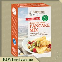 Product image for Homebake Gluten Free Pancake Mix
