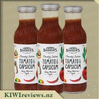 Product image for Chunky Salsa Tomato and Capsicum Sauce