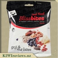 Bliss Bites - Goji and Nuts