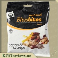 Bliss Bites - Cacao and Orange