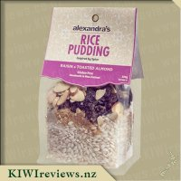 Product image for Alexandra's Rice Pudding - Raisin & Toasted Almond