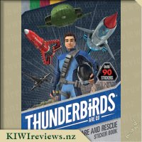 Product image for Thunderbirds Are Go!  Dare & Rescue Sticker Activity Book