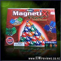Product image for Magnetix - 80pc X-treme set