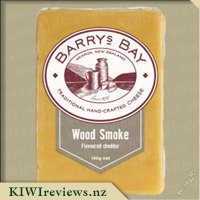 Barrys Bay Wood Smoke Flavoured Cheddar