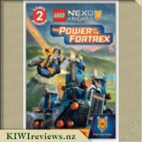 Lego Nexo Knights The Power of the Fortrex