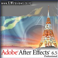 Product image for Adobe After Effects v6.5 Professional