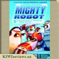 Ricky Ricotta's Mighty Robot vs the Unpleasant Penguins from Pluto (#9)