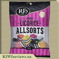 Product image for RJ's Jumbo Licorice Allsorts