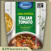 Product image for Sealord Tuna Express - Italian Tomato