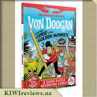 The Phoenix Presents Von Doogan and the Curse of the Golden Monkey
