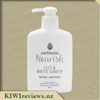 Earthwise Nourish - Lily & White Ginger Hand Wash