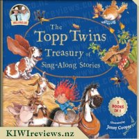 The Topp Twins Treasury Of Sing-Along Stories including CD