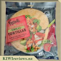 Farrah's Mexican Tortillas - Chilli