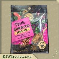 Product image for Farrah's Mexican Range - Burrito Spice Mix