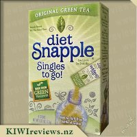 Diet Snapple - Green Tea