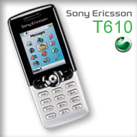 Product image for Sony-Ericsson T610