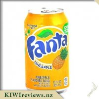 Product image for Fanta - Pineapple