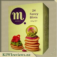 Marcel's Fancy Blinis