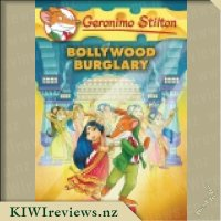 Geronimo Stilton #65: Bollywood Burglary