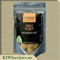 Product image for Top Notch Macadamias - Sweet 'n' Salty