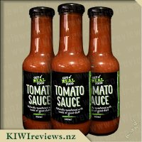 Product image for Get Real Food Tomato Sauce