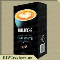 Avalanche Premium Cafe Style - Flat White