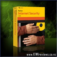Product image for Norton Internet Security 2006