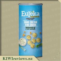Eureka Premium Popcorn - Sour Cream and Onion