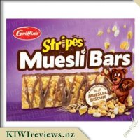Product image for Stripes Muesli Bars