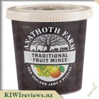 Anathoth Farm Traditional Fruit Mince