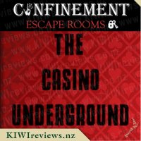 Confinement Escape Rooms - The Casino Underground
