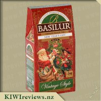 Product image for Basilur Vintage Style Tea - New Year's Gift