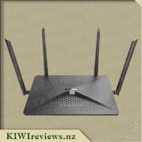 D-Link EXO AC2600 MU-MIMO Wi-Fi Router - DIR-882