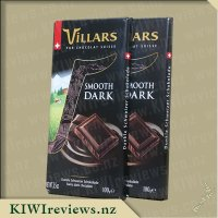Product image for Villars Classic Swiss Smooth Dark Chocolate Bar