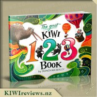 The Great Kiwi 1 2 3 Book