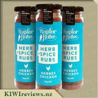 Raptor Rubs - Herbes Chicken Rub