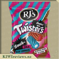 Product image for RJ's Sour Twisters - Soda