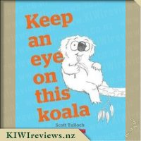 Keep an eye on this koala