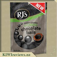 RJ's Candy Coated Licorice Chocolate Balls