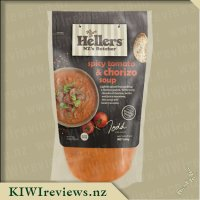 Hellers Spicy Tomato and Chorizo Soup