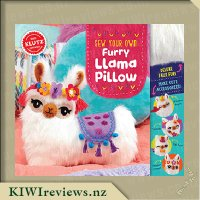Sew Your Own Fluffy Llama Pillow