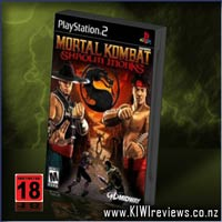 Product image for Mortal Kombat : Shaolin Monks