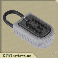 10-digit Combination Key Safe Lock Box